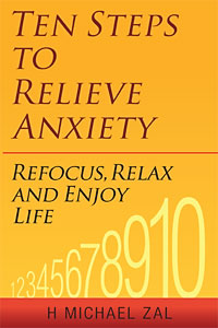 Ten Steps to Relieve Anxiety